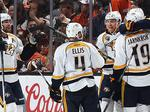 Second-round playoff opponent, dates set for Predators
