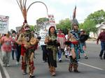 Native Americans, environmentalists protest controversial coal mine in Eagle Pass (slideshow)