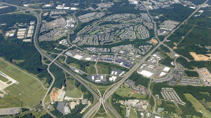 Dual-branded hotel planned at Raleigh's Brier Creek