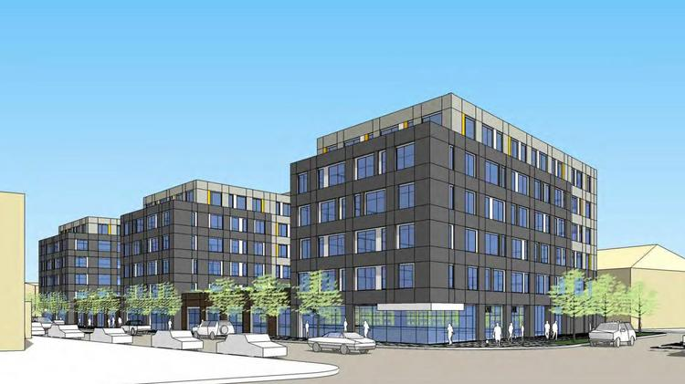 Apartments, retail proposed along High Street south of OSU