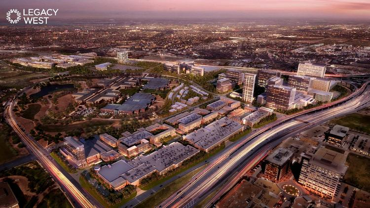Jpmorgan To Start First Move Into Plano S Legacy West In