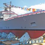 The new USS Little Rock: 'Bring her to life'