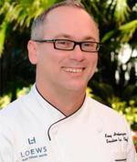 Loews Don Cesar names new executive chef