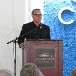Tom Hanks dedicates new arts center in his name at <strong>Wright</strong> State University