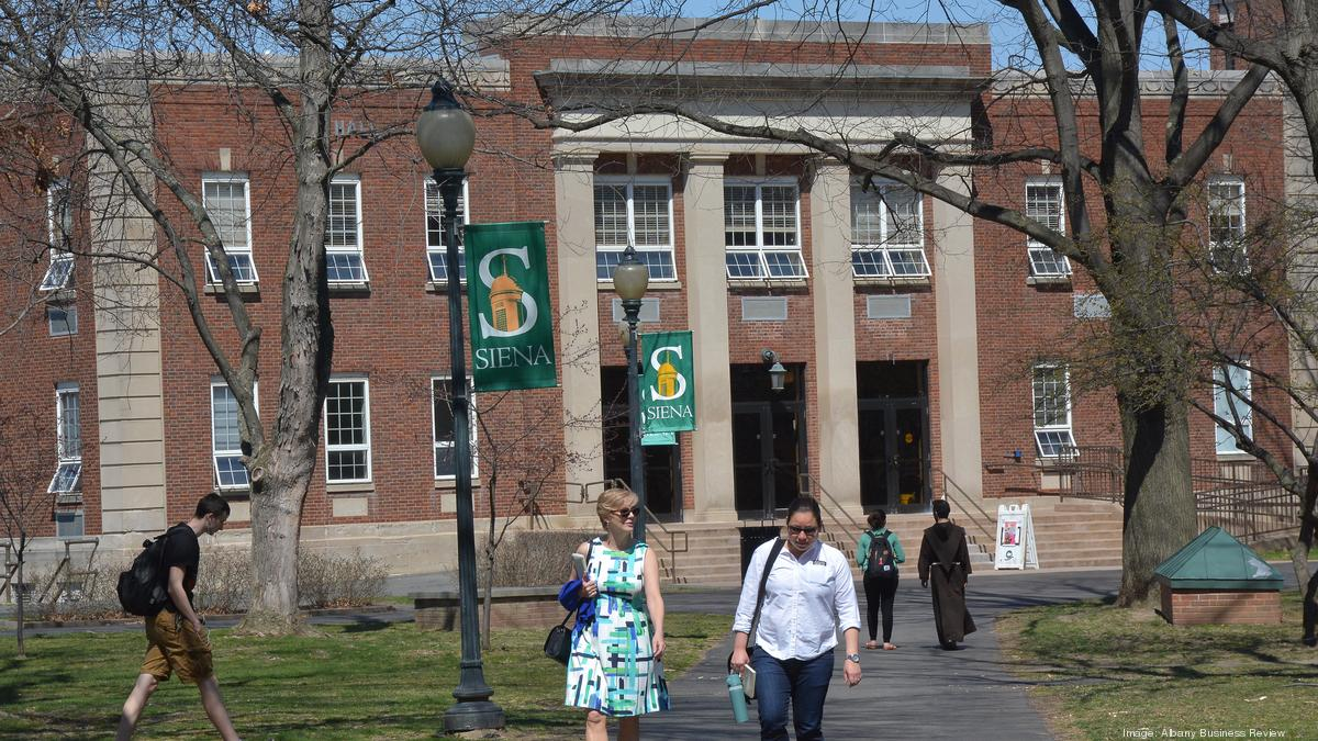 siena college in loudonville ny investing in new programs facility upgrades albany business review