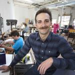 <strong>Joe</strong> Rotondi: Making Greensboro's makerspace sustainable