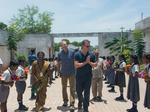 VIDEO: Water.org CEO, Matt Damon pump up awareness of water access issues