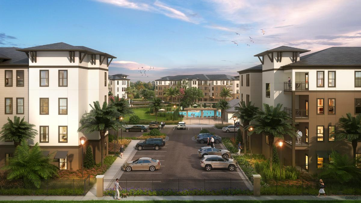 Picerne development corp of florida plans another apartment complex in central florida for 3 bedroom apartments near ucf