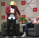 What the The Roots frontman 'Black Thought' says about startups, co-founders and fear