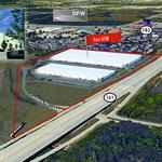 Jackson-Shaw, Clarion Partners begin development on Irving industrial park