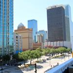 Downtown Tampa's original office tower sold for $79.75 million