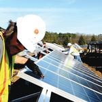 Duke Energy finds unlikely support for proposals to change solar development rules