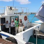Navatek donates catamaran to Hawaii Pacific University