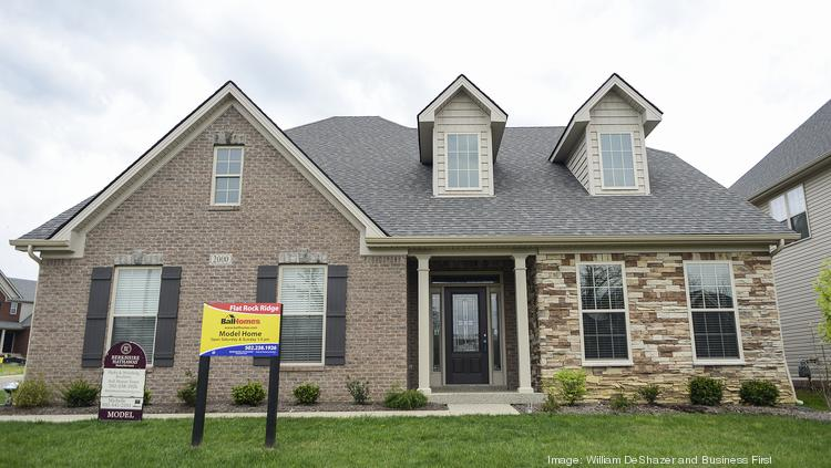 Ball Homes Inc. developing new subdivision in Louisville's East End on