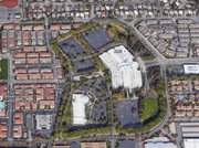 The 32.5-acre Sunnyvale campus of AMD is in play.