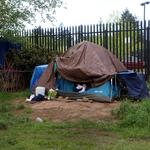 Hales: Homeless campers must leave Springwater Corridor trail