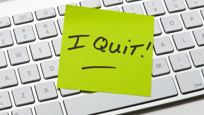 What you should know before accepting an employee's notice to quit