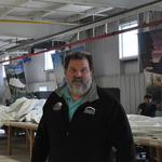 Tent maker's $1.2 million investment is paying off