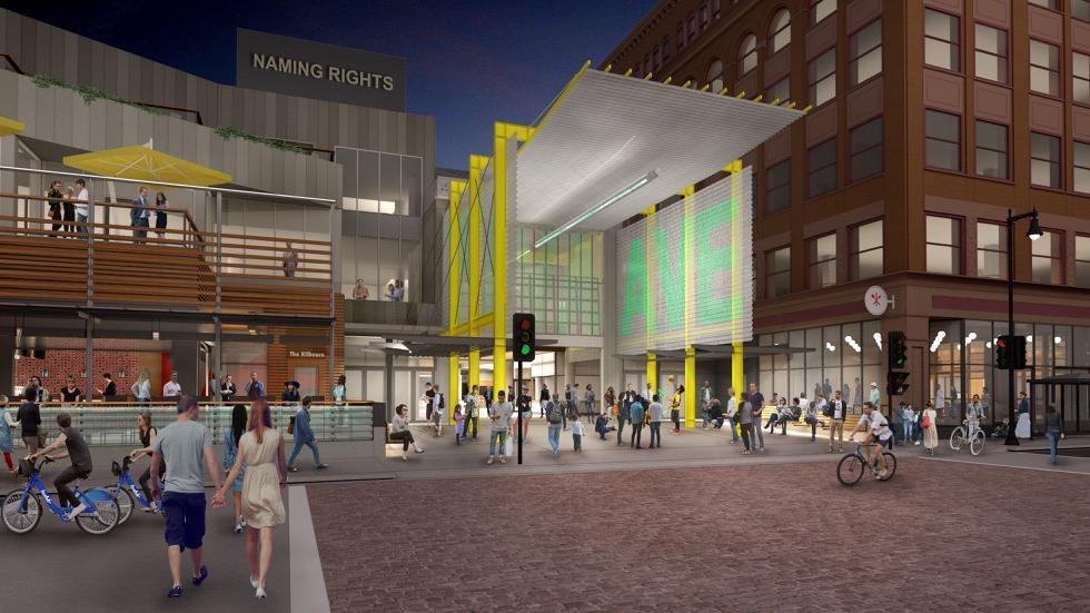 Grand Avenue's transformation to start this year with