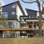 Dream Homes: New modern home on Minnehaha Creek listed for $2M (Photos)