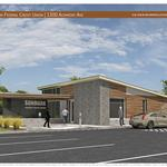 Construction starts on credit union's first new branch in a decade