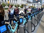 Backed by Ford, this NYC startup plans to be the big wheel in Bay Area bike-sharing