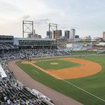 Record crowd gathered for Barons baseball, Positive Disruption