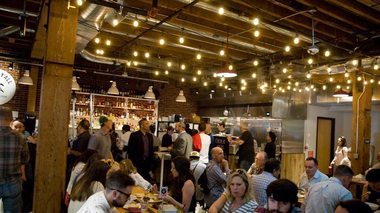 Pine Street Market peek inside pine street market, portland's latest culinary