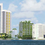 Miami Beach condo project by famed designer Nouvel hit with $46M foreclosure