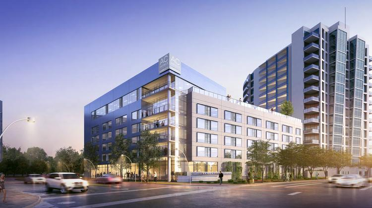 The Ac Hotel By Marriott Will Be First To Open Near Tempe Town Lake