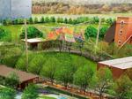 Detailed look at LeBauer Park in downtown Greensboro unveiled (PHOTOS)