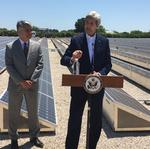 Austin's role in cleantech revolution highlighted in Secretary of State visit