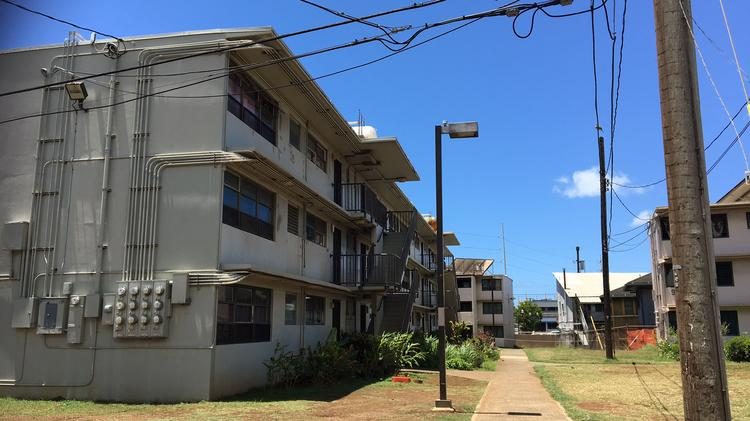 Hawaii Public Housing Authority, Hunt To Ink $1.3B Development
