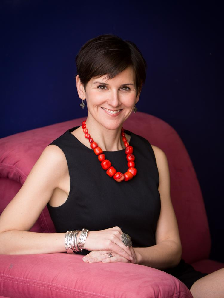 Associate Professor Dr. Aimee Smidt was named chair of Department of Dermatology n the University of New Mexico School of Medicine. (Kim Jew Photography)
