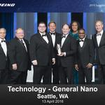 Boeing names Cincinnati startup supplier of the year: VIDEO