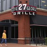 FIRST LOOK: <strong>Eddie</strong> <strong>George</strong>'s Grille 27 opens at Grandview Yard