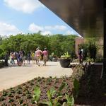 Hopkins opens restaurant at Atlanta Botanical Garden
