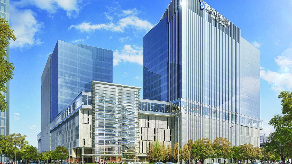 Liberty Mutual Insurance >> Liberty Mutual reaches milestone on $325M campus in Plano's Legacy West - Dallas Business Journal