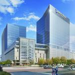 Liberty Mutual reaches milestone on $325M campus in Plano's Legacy West