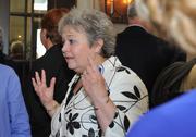 Middleburg Mayor Betsy Davis was in attendance.