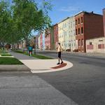 West Baltimore's 'Highway to Nowhere' area to get $4.7M upgrade