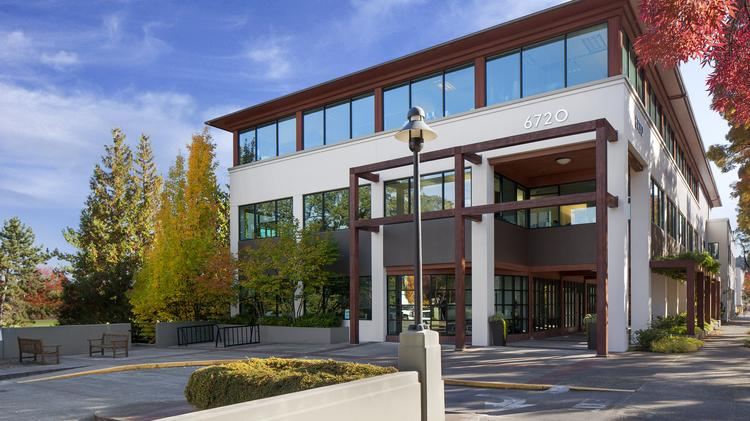 International engineering firm Cardno will move into about 21,000 square feet of space in the Willamette Oaks Building when Ankrom Moisan Architects moves out in October.