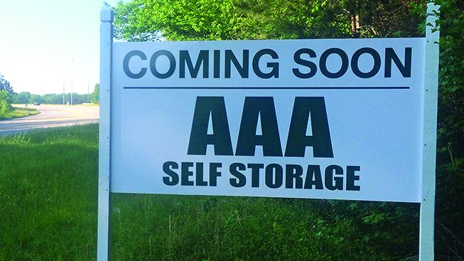 AAA Self Storageu0027s 15th Triad location in Kernersville will continue a trend toward climate-controlled & AAA Self Storage building 15th Triad location more on the way ...