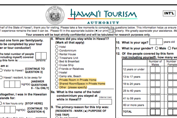 Hawaii Tourism Authority tweaks visitor survey to pinpoint