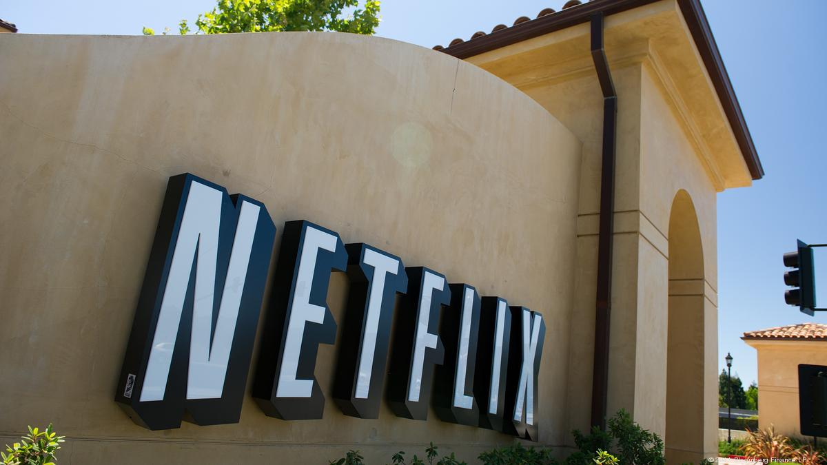 netflix  hewlett packard enterprise lead silicon valley