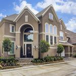 Home of the Day: Dramatic 3-Story Custom Home in Tranquil, Gated Enclave of Talia Trails
