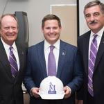 University of Montevallo breaks ground on new building named after Bham exec
