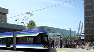 County Board clears bus system to bid on Milwaukee streetcar