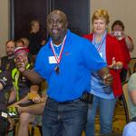 Dance moves, squats and snapshots: Scenes from our Healthiest Employers awards