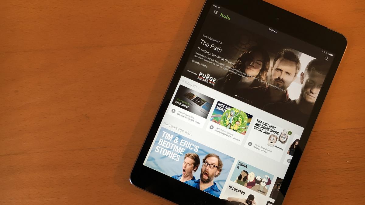 Hulu lands major naming rights deal at Madison Square Garden
